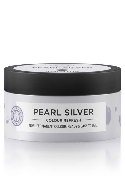 Maria Nila Colour Refresh Pearl Silver maska s farebnými pigmentami 100 ml