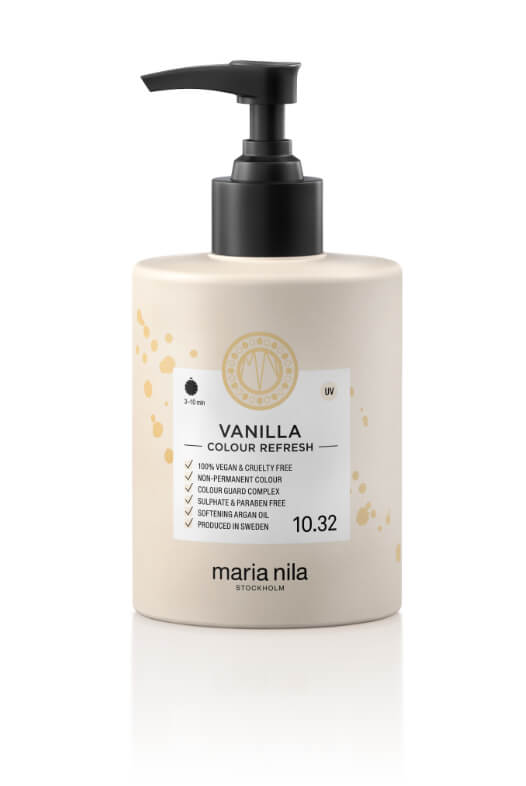 Maria Nila Colour Refresh Vanilla maska s farebnými pigmentami 300 ml