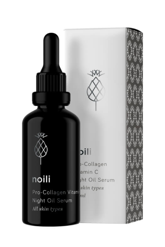 Noili Pro-Collagen Vitamin C Night Oil Serum 15 ml