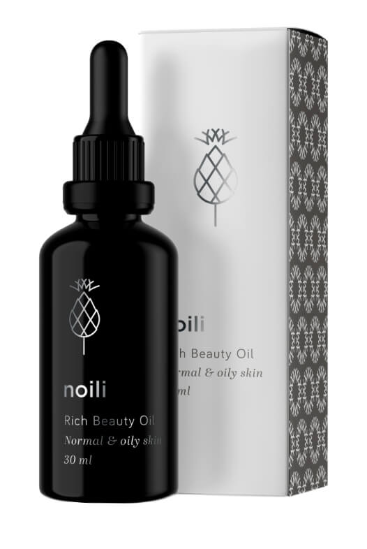 Noili Rich Beauty Oil na normálnu a mastnú pleť 30 ml