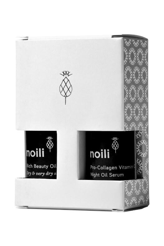 Noili Rich Travel Kit na suchú a veľmi suchú pleť 2 x 15 ml
