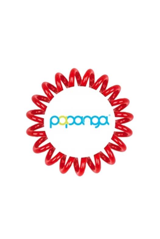 Papanga Classic malá - ohnivá červená