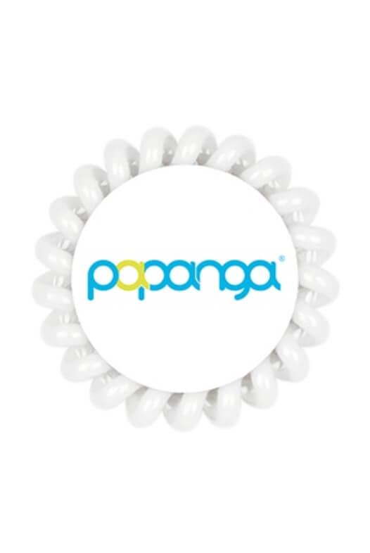 Papanga Classic veľká - ľadová biela