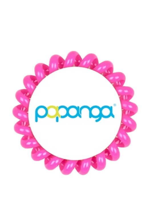 Papanga Classic veľká - neónová ružová