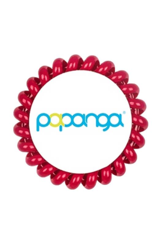 Papanga Classic veľká - rubínová červená