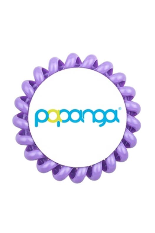 Papanga Classic veľká - svetlá fialová