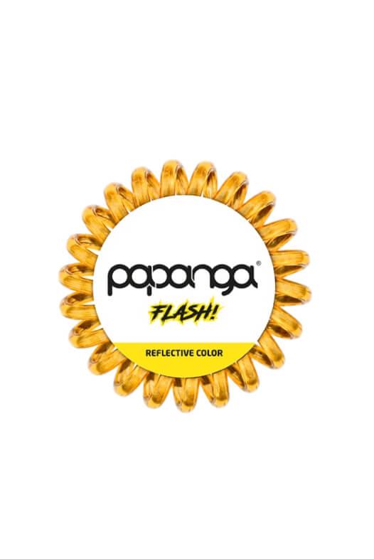 Papanga Flash malá - zlatá