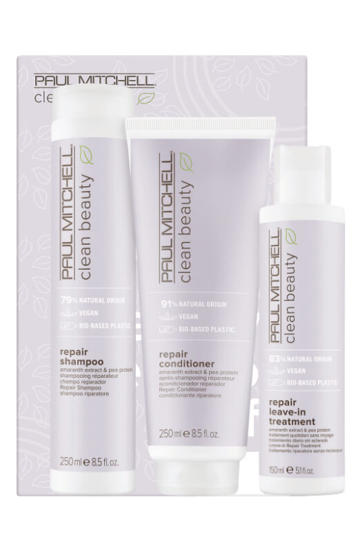 Paul Mitchell Clean Beauty Repair Trio