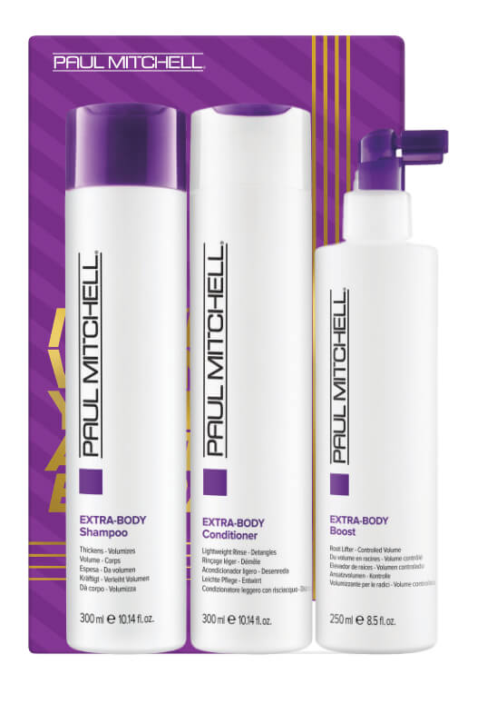 Paul Mitchell Extra-Body Trio