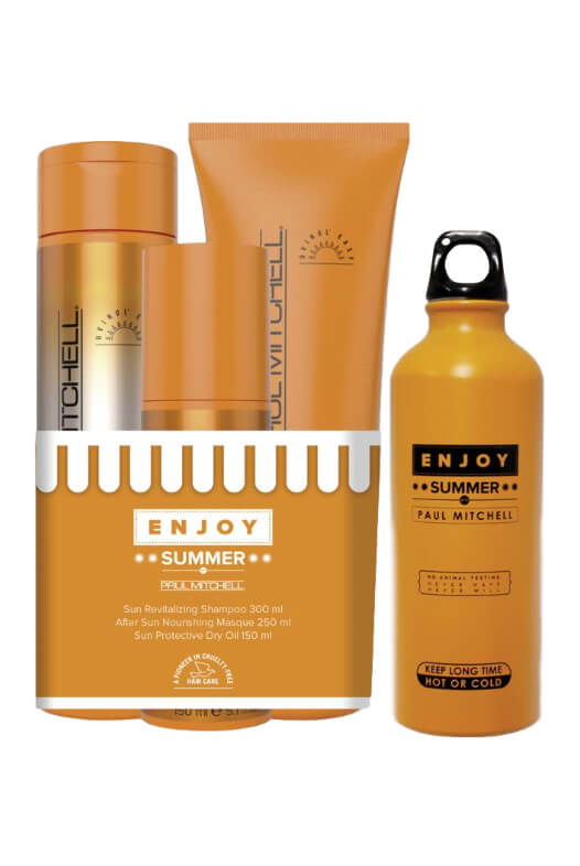 Paul Mitchell Summer Trio s termo fľašou