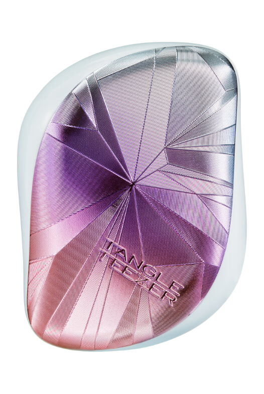 Tangle Teezer Compact Styler Smashed Holo Blue