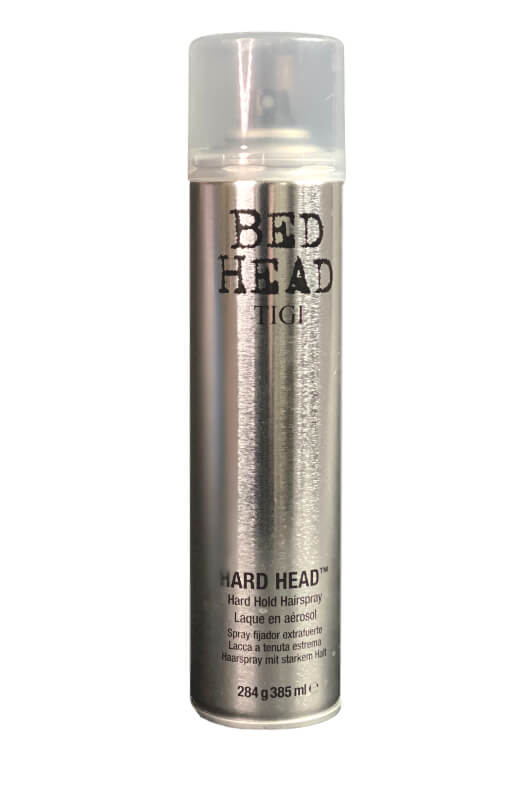TIGI Bed Head Hard Head lak na vlasy 385 ml