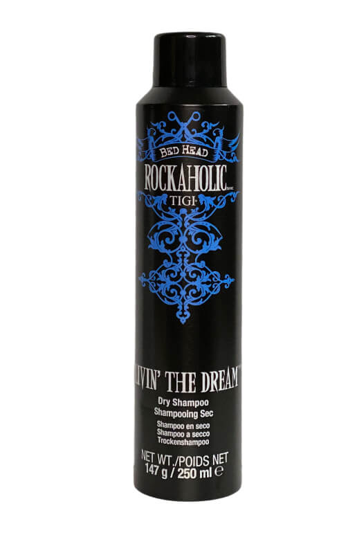 TIGI Bed Head Rockaholic Livin' The Dream suchý šampón na vlasy 250 ml