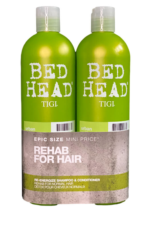 TIGI Bed Head Re-Energize šampón 750 ml + kondicionér 750 ml