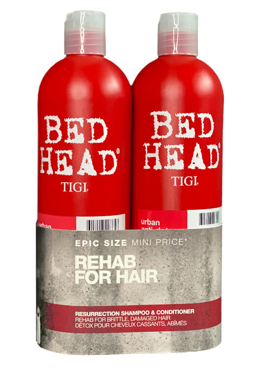 TIGI Bed Head Resurrection šampón 750 ml + kondicionér 750 ml
