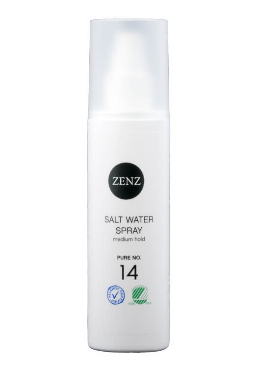 ZENZ Salt Spray Water Pure No.14 Medium Hold (200 ml)