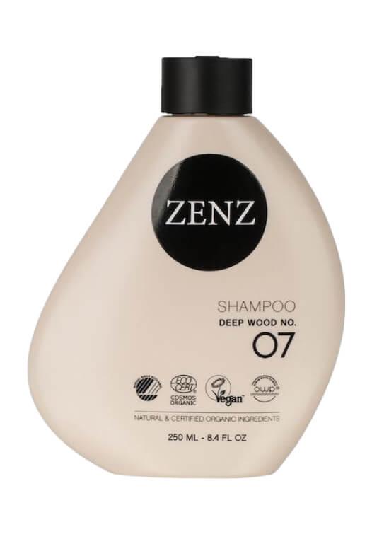 ZENZ Shampoo Deep Wood No.07 (250 ml)