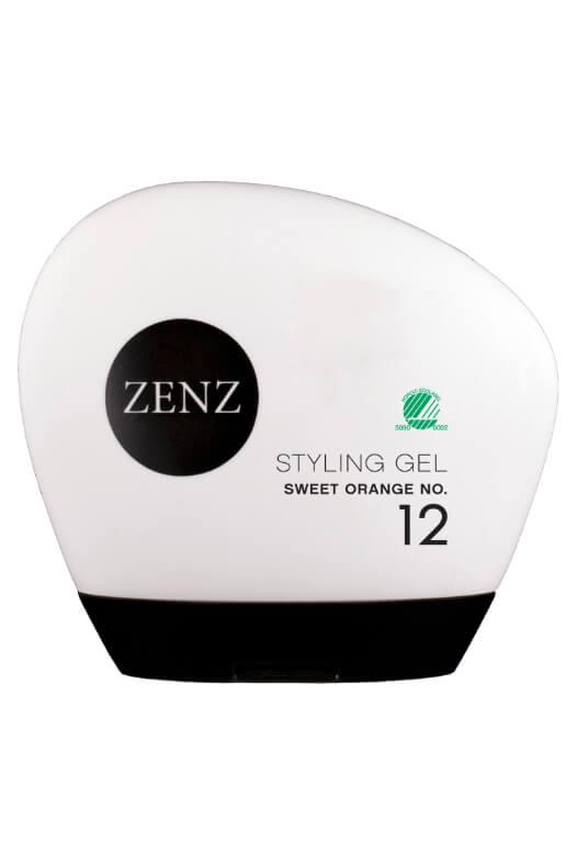 ZENZ Styling Gel Sweet Orange No.12 (130 ml)
